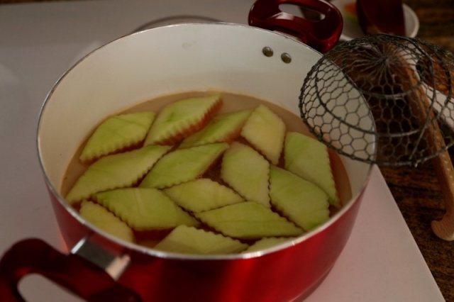 Dried Watermelon Snacks Recipe