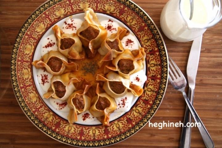 Armenian Manti Recipe - Armenian Cuisine