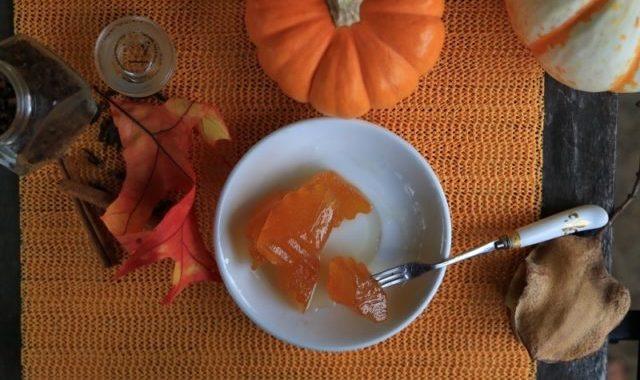 Pumpkin Preserves - Դդումի Մուրաբա
