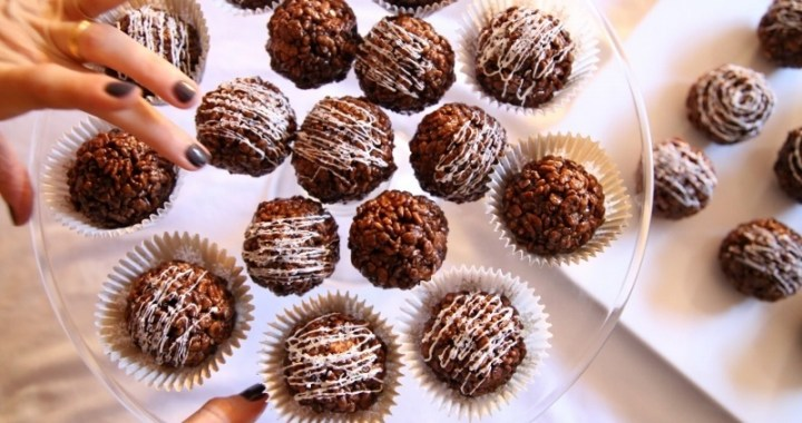 No Bake Cake Balls Recipe