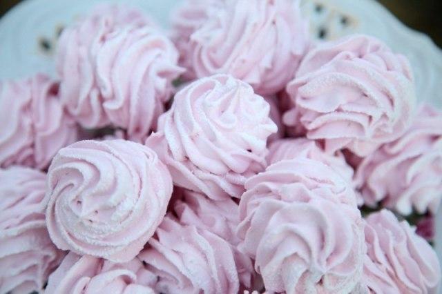 Marshmallow Meringue Recipe - Zephyr