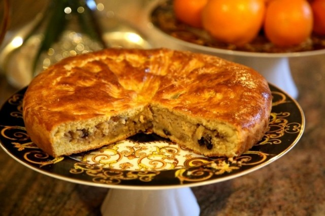 Easy Holiday Desserts - Armenian Gata