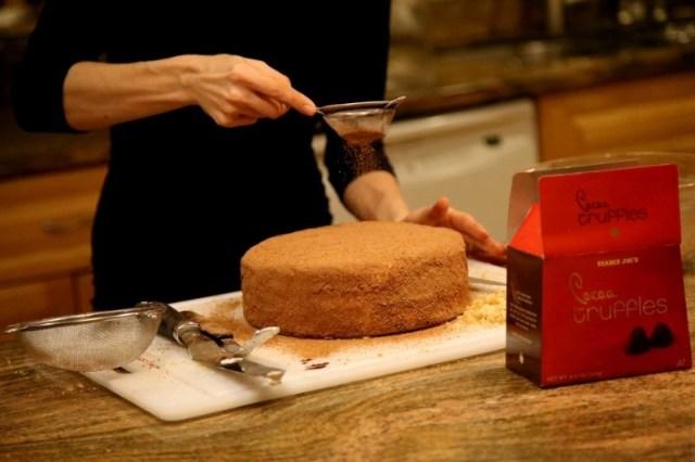 Chocolate Truffle cake Recipe by Heghineh