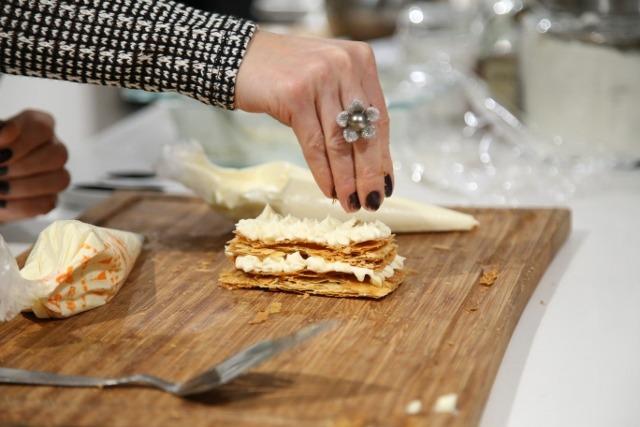Mille Feuille Recipe - Napoleon - Տոնական Նապոլեոն