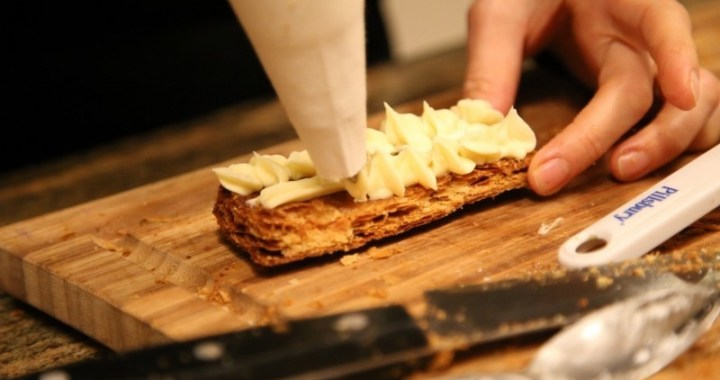 Napoleon pastry recipe