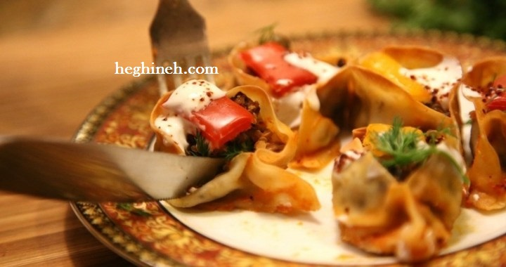Vegetarian Dumplings Recipe