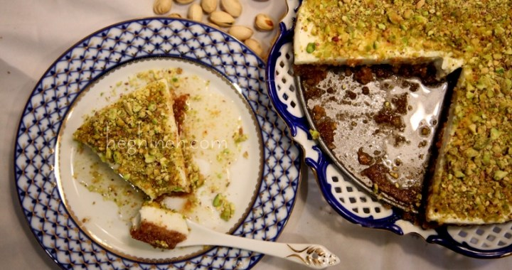 Aish El Saraya - Lebanese Desserts