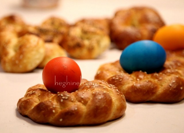 Armenian Easter Bread Recipe by Heghineh