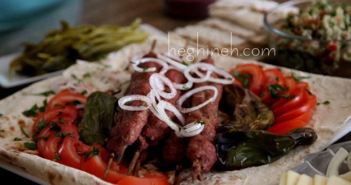 Homemade Kebab Recipe - Koobideh Kebab