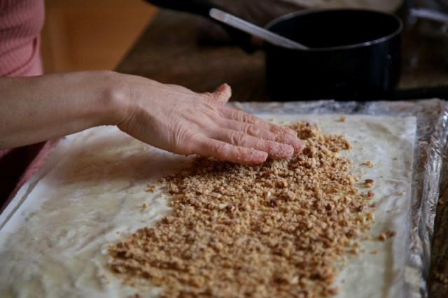 Baklava Rolls Recipe - Փախլավա