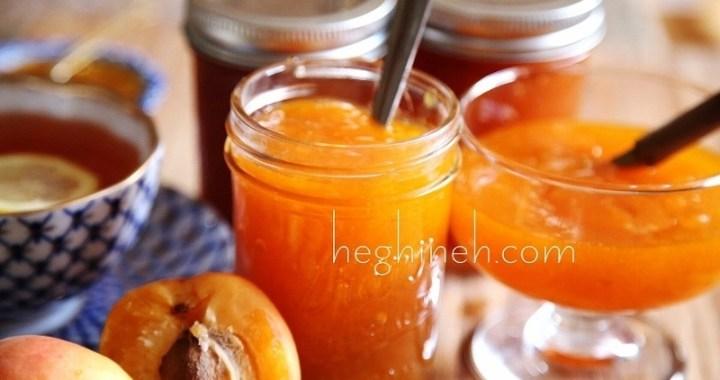 Homemade Apricot Jam - Apricot Jam Recipe