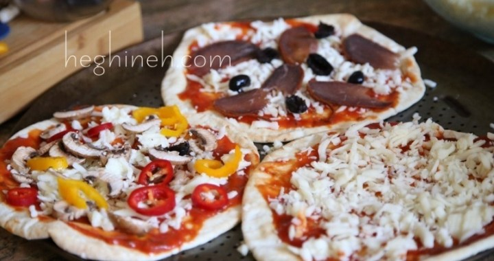 Quick Pizza - Easy Pizza Recipe