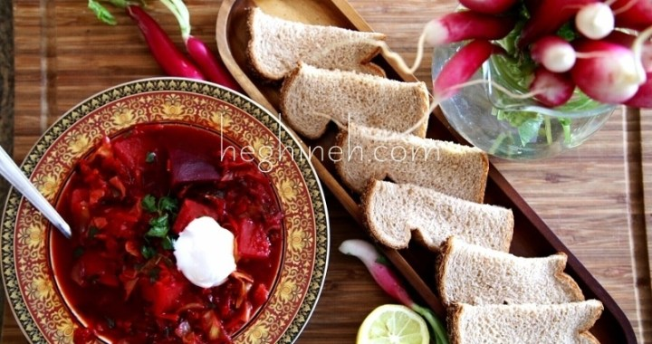 How to Make Borscht Soup - Borscht Soup Recipe