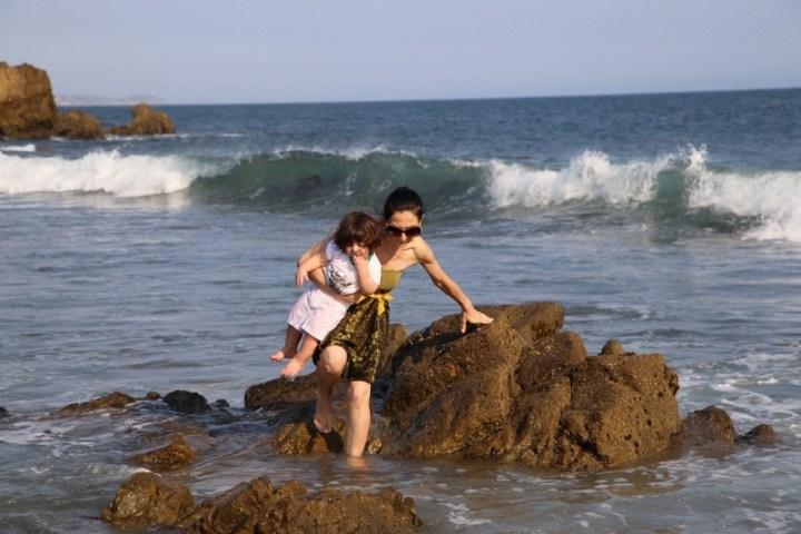 Our Trip to Zuma Beach Malibu