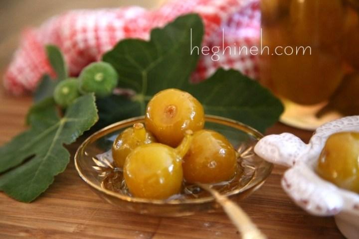 How to make Fig Preserves - Fruit Preserves