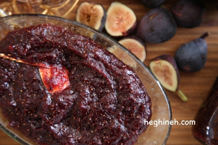 How to Make Fig Jam - Fig Jam Recipe