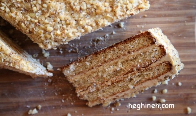Honey Whiskey Cake Recipe