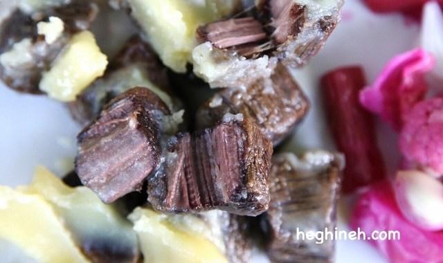 Preserved Meat - Tehaal Տհալ - Armenian cuisine