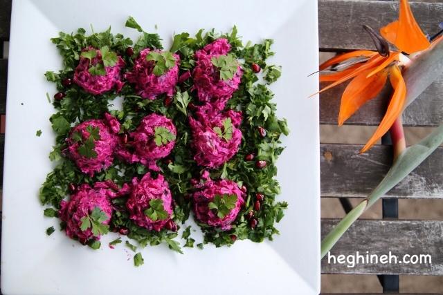 Beetroot Salad Recipe - Beetroot Recipes