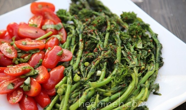 Rapini Recipe by Heghineh