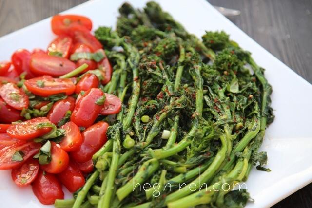 Rapini Recipe by Heghineh