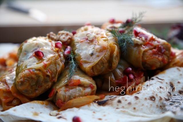 Vegan Tolma with Lentils by Heghineh