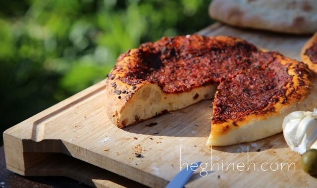 Armenian Olive Bread Recipe by Heghineh