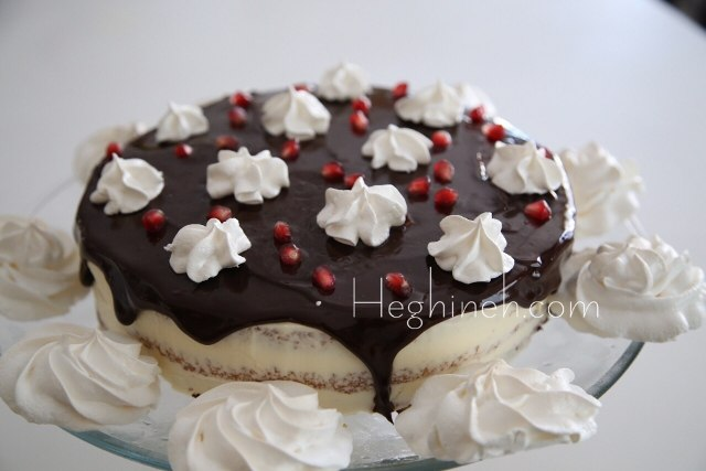 Cake Paulette - Heghineh Cooking Show