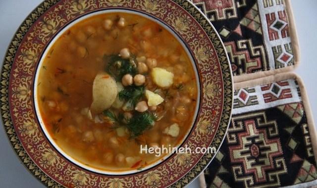 Kartopi Pshejur Recipe - Armenian Cuisine