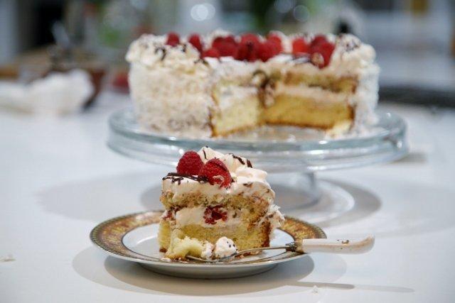 Yeterayin Cake Recipe - Տորթ Եթերային