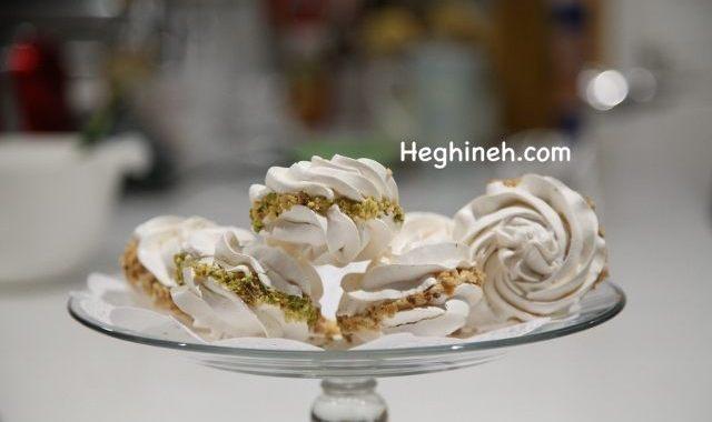 Meringue Cookies Recipe - Բեզեով Թխվածքաբլիթ