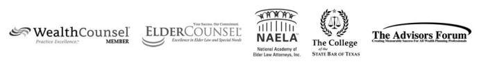 Estate Planning Legal Affiliations