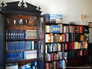 Biblioteca | Ohel Jacob | 2016