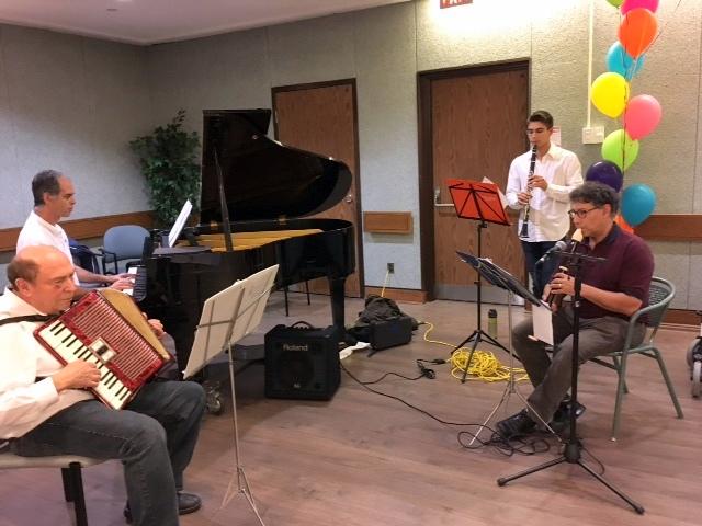IMG 0550 - Cultura Yiddish e Askenazi, por Yaakov Gladstone - um Musical muito especial