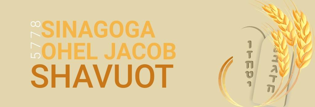 shavuot pt - Shavuot 5778 - Ohel Jacob