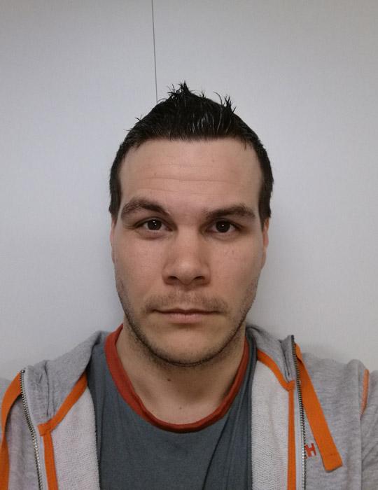 Håkon Wangen Loftsgarden, Servicetekniker/montør