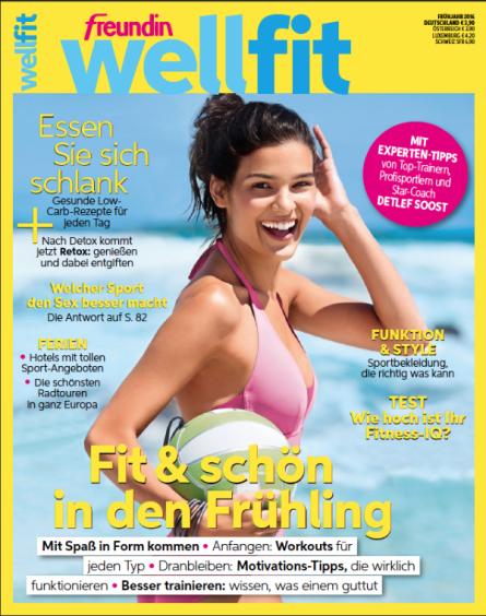 Cover Freundin#3
