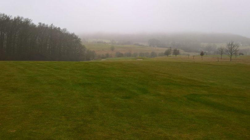 Toller Ausblick im Golfpark Winnerod