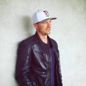 Silas Wagner mit Golfzilla-Cap