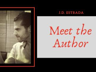 Meet the Author JD Estrada