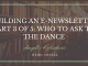 Building an E-Newsletter Part 3 of 5: Who to Ask to the Dance