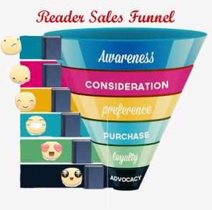 Reader Sales Funnel