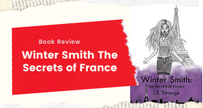 Book Review- Winter Smith Secrets of France by J.S. Strange