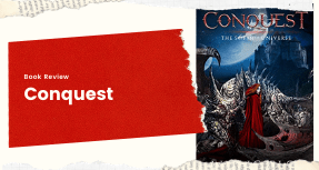 Book Review- Conquest, a LitRPG by Aleric Elios