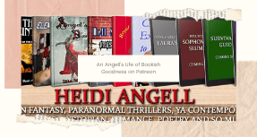 An Angell's Life of Bookish Goodness on Patreon