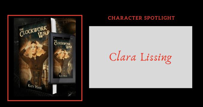 Clara Lissing of Clockwork War