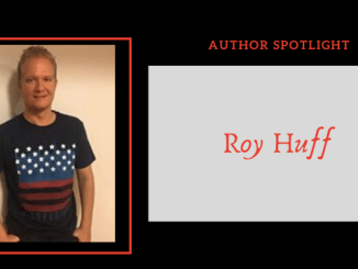 Meet the author Roy Huff