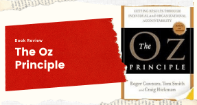 Book Review The Oz Principle