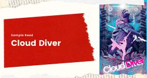 Sample Read Cloud Diver