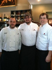 Chef Jon Fortes and the team from Mimosa Grill